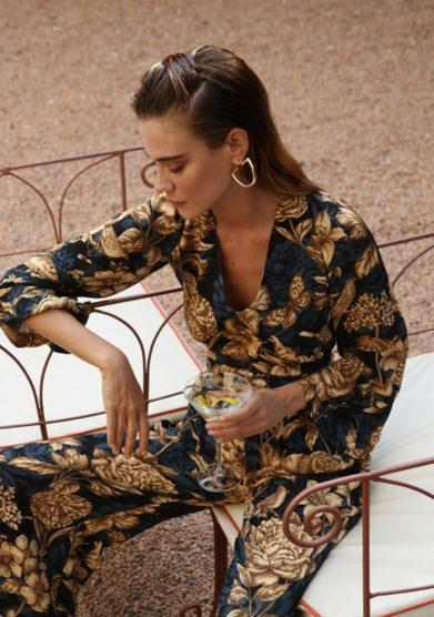 Collezione Zilea tuta Antoniette Grand Hotel Tremezzo