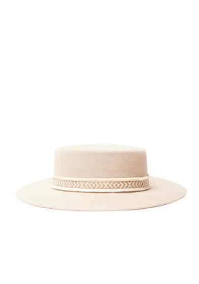 Anperfect Narya cappello ghiaccio decorazione circonferenza nastri cotone collo