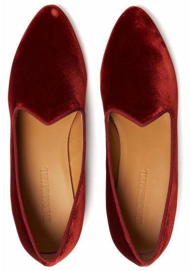 scarpa venetian slipper ruggine le monde beryl