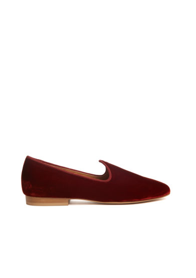 Le monde beryl scarpa venetian slipper ruggine