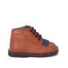 PèPè Children scarpe primi passo bimbo pelle capra marrone