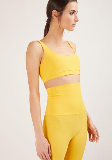 mahr top giallo saffron opaco