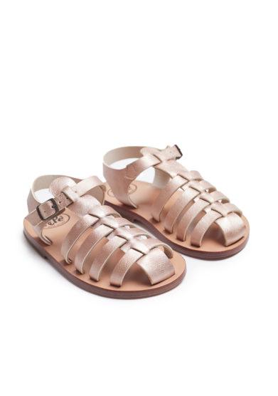pepè sandali heritage blush