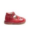 sandali pepè parma rosso