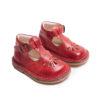 sandali parma rosso dettaglio pepè