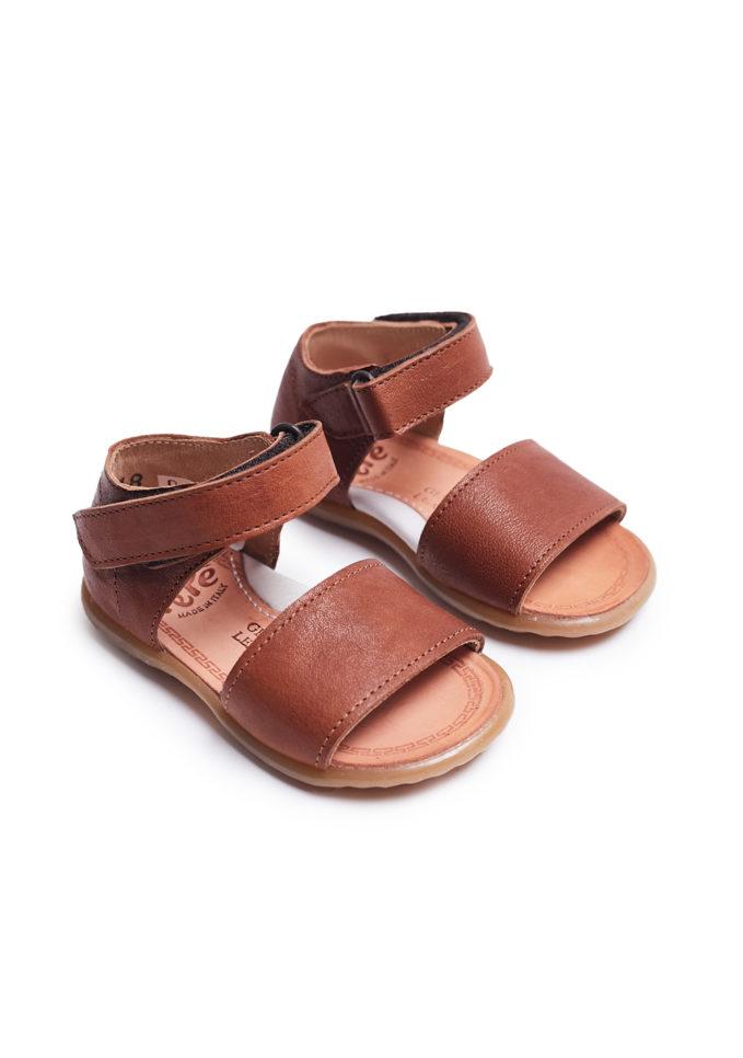 pepè sandali primi passi oregon cuoio