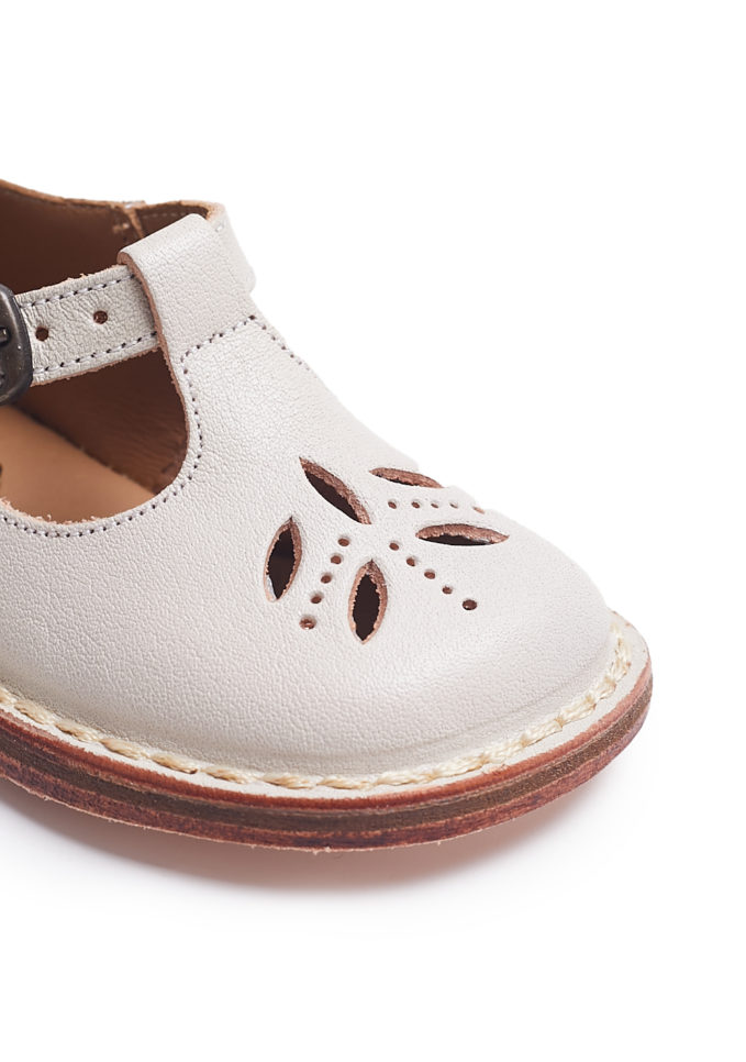 sandali pepè vacchetta lux ghiaccio