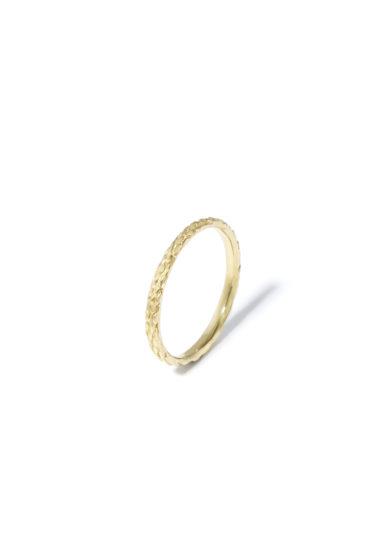 atelier molayem fede serpente in oro giallo donna 9kt