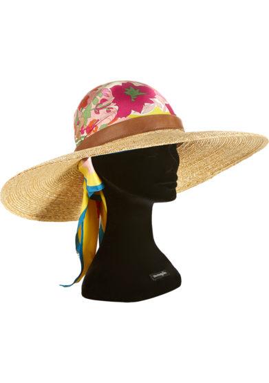 the silk straw hat front montegallo mantero 1902