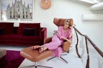 A Milano con Francesca Senette