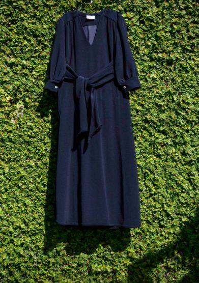Caftanii Firenze Celine Caftan nero GHT