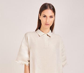 Linen shirt Caftanii Firenze