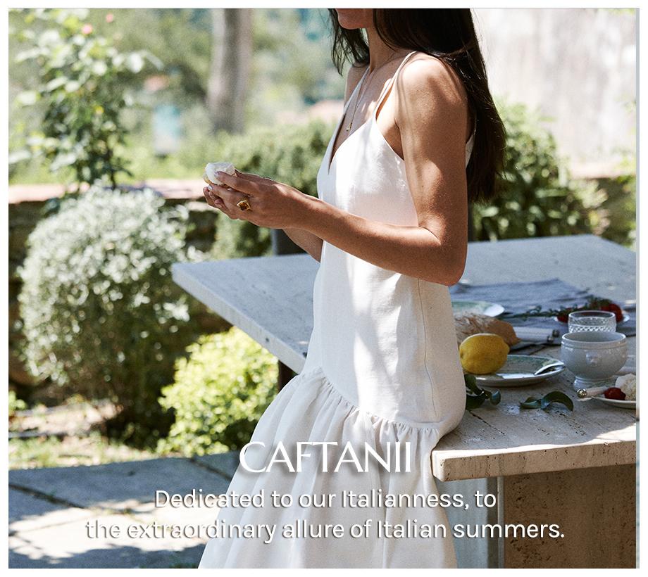 Caftanii dresses for The Dressing Screen