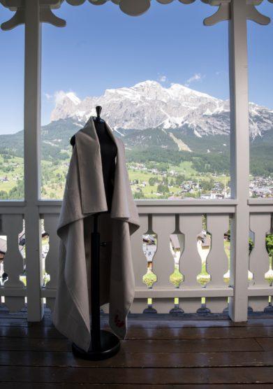 Cristallo Resort gilet the upla n.170 elisabetta venturelli