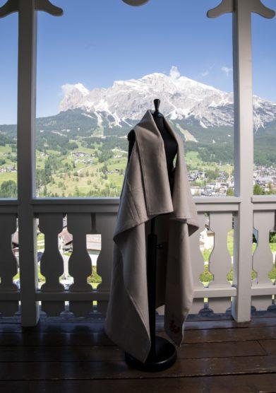 gilet the upla n.170 elisabetta venturelli Cristallo Resort