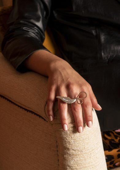 Cristallo resort anello anniversary laura visentin