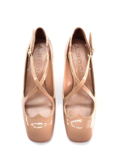 two for love kitten heel vernice tutù A.bocca